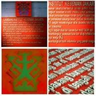 Pohon Hayat Institut Kesenian Jakarta