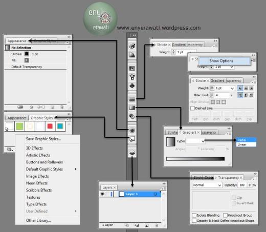 enyerawati tutorial palette AI 2